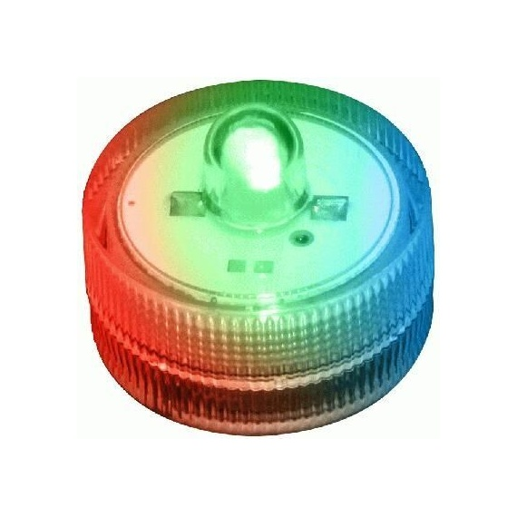 LED TEALIGHT MULTICOLOR